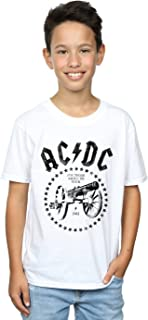 AC/DC niños We Salute You Cannon Camiseta