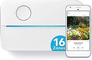 Rachio 3 Smart Sprinkler Controller, 16 Zone 3rd Generation, Alexa and Apple HomeKit Compatible with Hyperlocal Weather In...