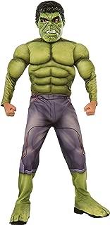 Rubie's Costume Avengers 2 Age of Ultron Child's Deluxe Hulk Costume, Medium