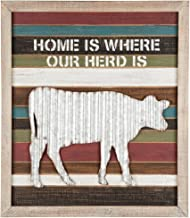Foreside FWAD04181 Home Herd Wall Art
