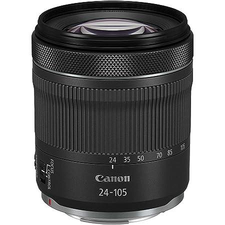Canon RF24-105mm F4-7.1 is STM (4111C002) (Renewed)