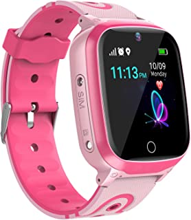 GPS Smartwatch Niños - Reloj Impermeable para Niños con GPS ...
