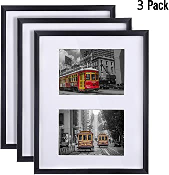 3-Pack SmartCode 11x14 Collage Picture Frame