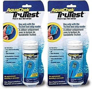 AquaChek 512082-02 Trutest Digital Test Strip Refills (2 Pack)
