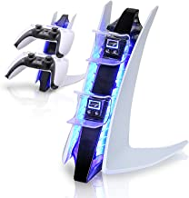 $20 » PS5 Controller Charger, Playstation 5 Controller Charging Station with LED Light