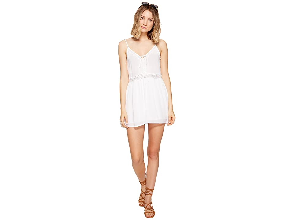 Amuse Society Morning Light Dress (White) Women