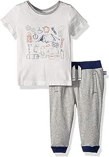 Splendid 男婴 T 恤套装