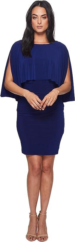 LAUREN Ralph Lauren Abriella Matte Jersey Dress