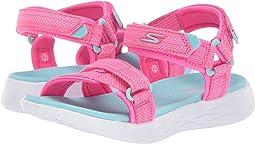 Hot Pink/Aqua