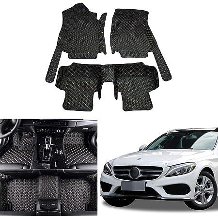 CARMAT TEXER Textil Fu/ßmatten Passend f/ür Mercedes-Benz E-Klasse W212 Bj 2009-2016 Basic