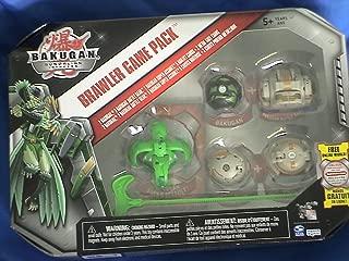 Bakugan Wave 3 Gundalian Invaders Game Pack Darkus Linehalt 800g Haos Rubanoid Rare! Sealed!