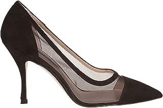 STUART WEITZMAN Luxury Fashion Womens MONROEBLACK Black Pumps   Spring Summer 19