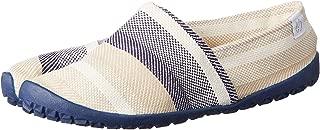 MARUGO] tabiRela - Unisex Tabi Style, Espadrille Shoes Cotton Twill Upper with Rubber Outsole.