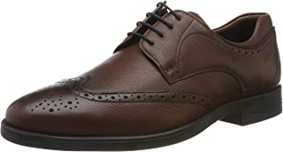 Sioux Forkan-XL, Zapatos de Cordones Brogue Hombre