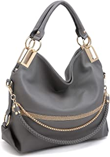 hobo bag with chain strap