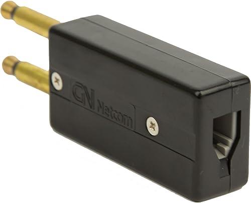 discount Conversion online sale Plug Std high quality RJ9 Mod Plug To PJ327 Twin outlet online sale