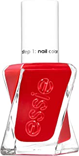 essie Gel Couture Longwear Nail Polish, Scarlet Red, Rock the Runway, 0.46 Ounce