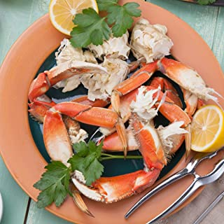Cameron's Seafood Dungeness Crab Legs- 9 pounds