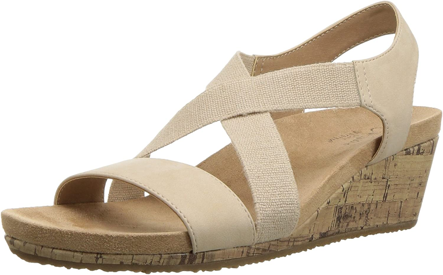 LifeStride Women's Mexico Max 85% OFF Sandal Wedge Popularity