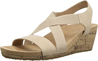 LifeStride Women's Mexico Wedge Sandal