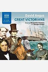 Great Victorians Audio CD