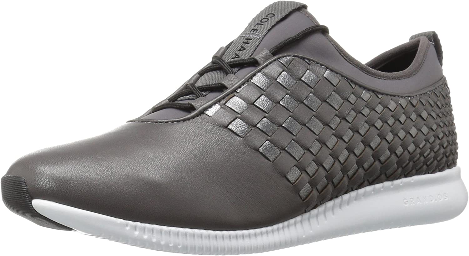 Cole Haan Womens Studio Grand Weave Trainer Sneakers