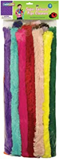 Chenille Kraft 7184 Super Colossal Pipe Cleaners, 18