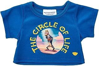 Build A Bear Workshop Disney The Lion King Circle of Life T-Shirt