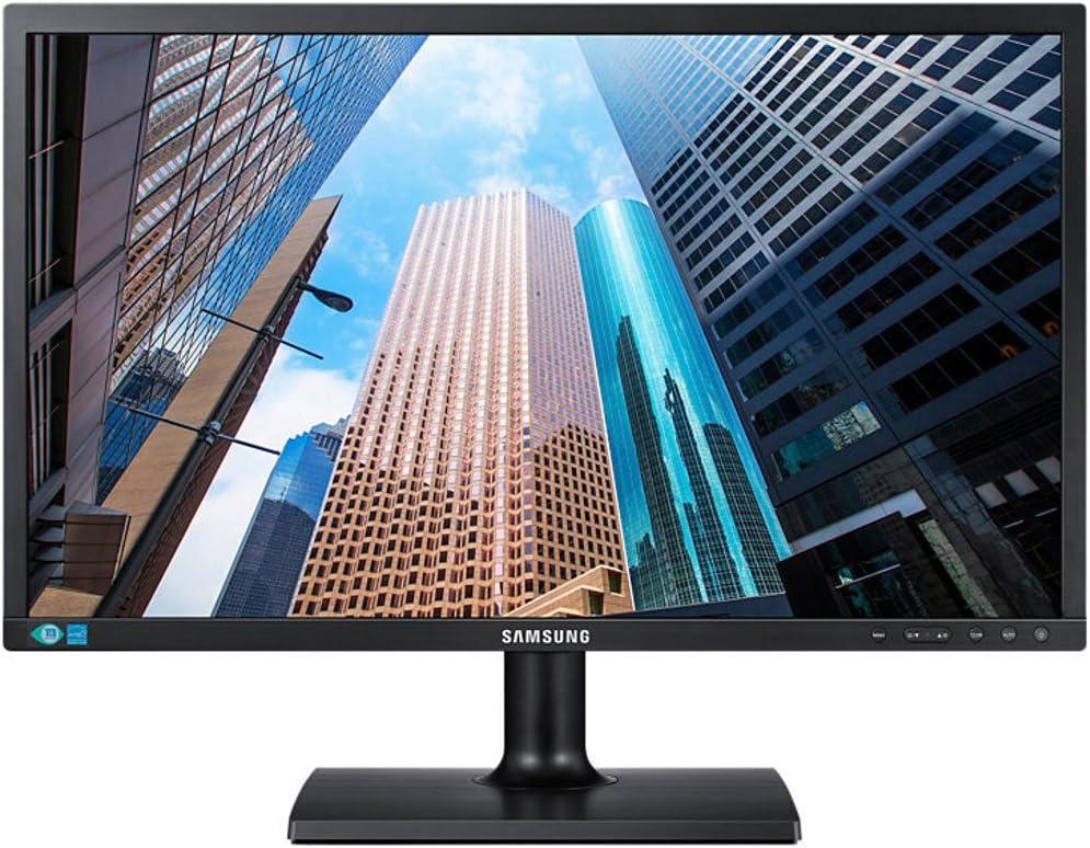 SAMSUNG S22E200B 21.5 INCH WIDE LED 1920 X 1080 5MS VGA DVI VESA 100 X 100 BLACK