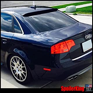 Spoiler King Roof Spoiler XL (380R) Compatible with Audi A4 2002-2005 B6
