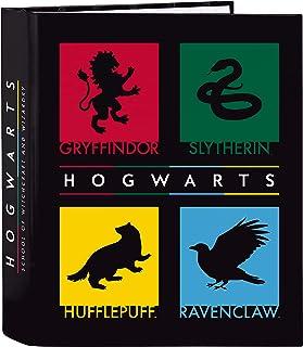 Harry Potter Classeur à 4 anneaux 270 x 60 x 330 mm