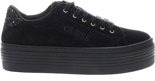 Guess , Chaussures de Sport d'extérieur pour pour pour Femme Noir Noir 41 510