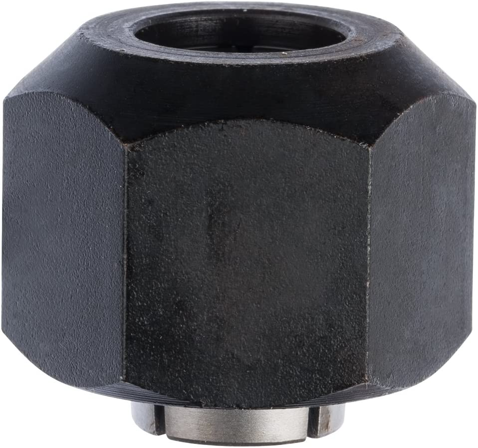 Bosch 2608570111 Super special price Collet Nut Set Jacksonville Mall for Routers
