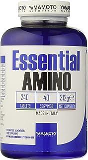 Yamamoto Nutrition Essential Amino Acid Supplement - 240 Tabletas