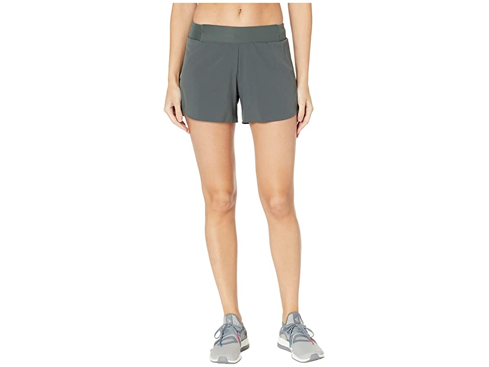adidas Saturday Shorts (Legend Ivy) Women's Clothing, Green