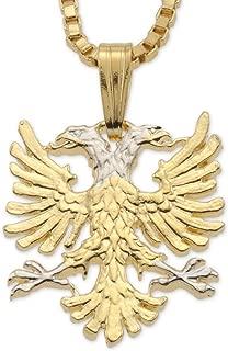 Best albanian eagle pendant Reviews