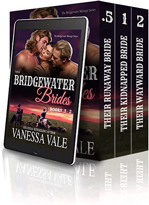 The Bridgewater Ménage Series - Books .5-2: A Boxed Set (English Edition)