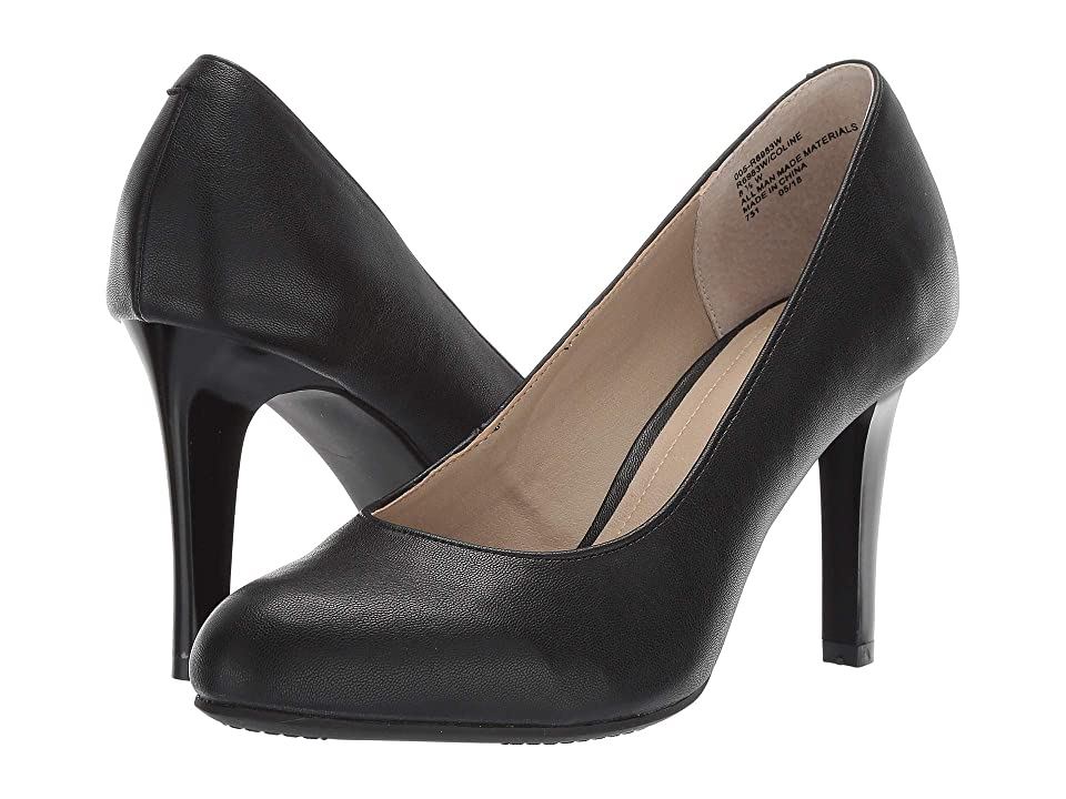 Rialto Coline (Black/Smooth) Women