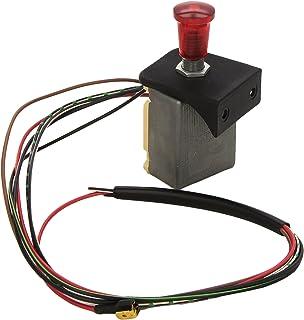 HELLA 6HD 002 535 031 Warnblinkschalter   Zugbetätigung   12V   Einbau   Kabel: 600mm   mit Glühlampe