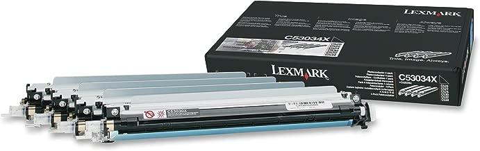 C53034X Lexmark C530/C532 (4 Pack) Photoconductor Unit