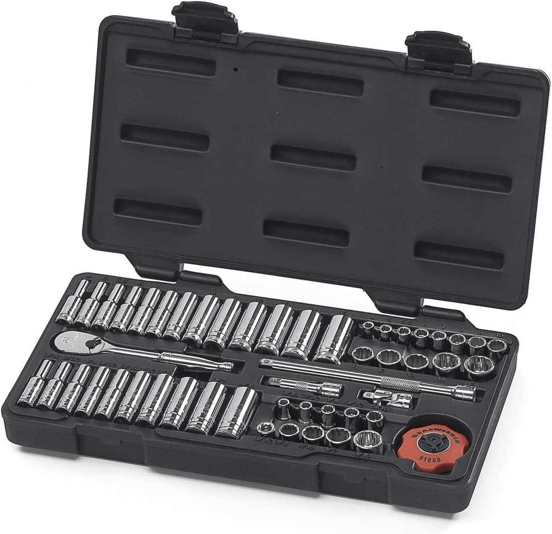 GEARWRENCH 51 Pc. 1/4