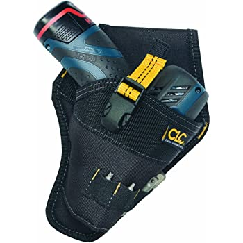 CLC Custom Leathercraft 5021 Impact Driver Holster,Black