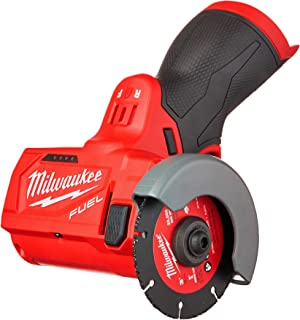 Milwaukee 2522-20 M12 Fuel 3-Inch Compact Cut Off Tool (Bare Tool Only - Battery and Charger Not Included)