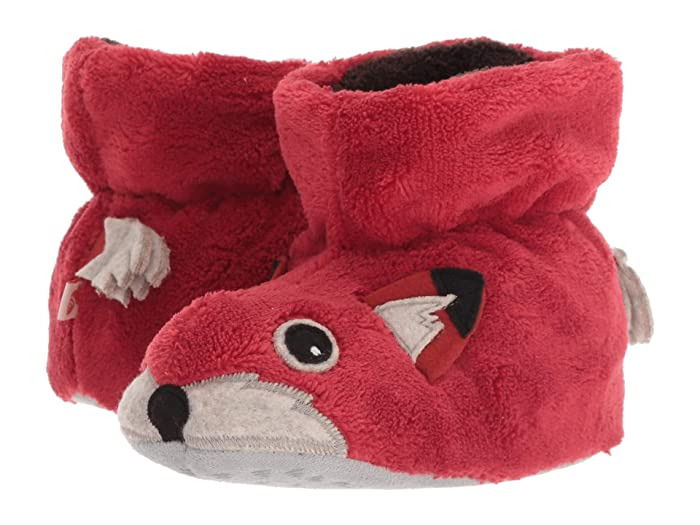 Image of Cute Red Fox Animal Slippers for Infant and Toddlers