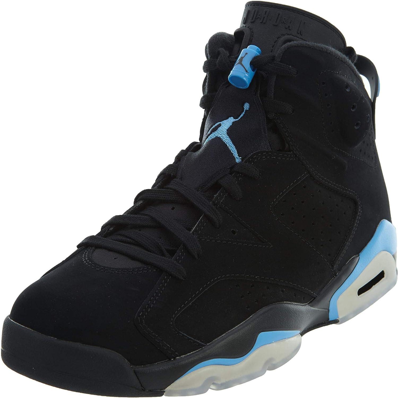 Jordan Jordan384664 Jordan384664 Jordan384664 006 - Nike Air 6 Retro 384664-006, Herren, Schwarz/Blau Herren B00INOWAO4  bbb63c