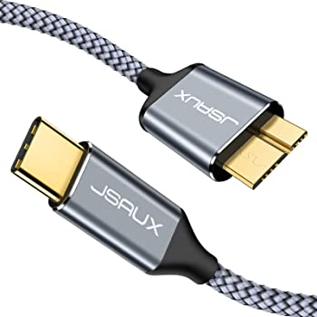 Color : Grey Cable Length: 17cm Durable USB-C//Type-C Male Charging Transmission OTG Nylon Braided Adapter Cable SHIFENX USB 3.0 Female to Micro USB