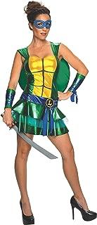 Secret Wishes Women's Teenage Mutant Ninja Turtles Leonardo Costume Dress, Multi