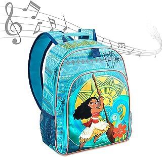 Disney Moana Musical Backpack - Blue