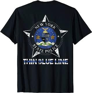 New York State Police Shirt New York State Trooper Shirt
