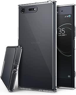 Funda protectora para teléfono móvil Sony Xperia xa1 dont Touch azul//verde bolso case cover